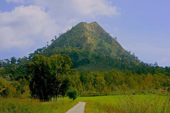 Monte Formaggio - Mazzarino (5744 clic)
