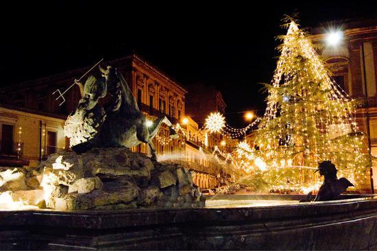 Natale 2010 - CALTANISSETTA - inserita il 17-Dec-10