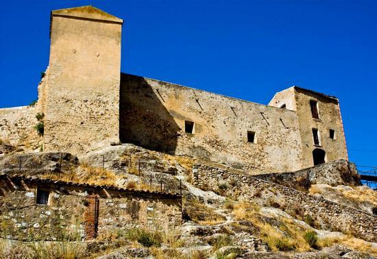 Castello della Margana - Prizzi (4102 clic)
