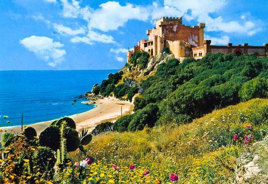 Castello di Falconara - Butera (7496 clic)
