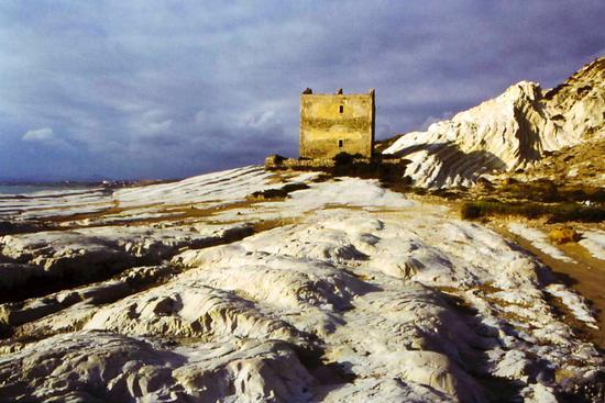 Punta Bianca - Agrigento (8086 clic)
