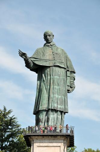 Sa Carlo Borromeo - Arona (2952 clic)