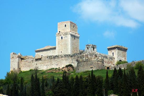 Rocca Maggiore - Assisi (4276 clic)