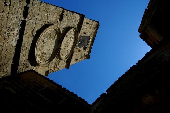 Torre campanaria - Assoro (3620 clic)
