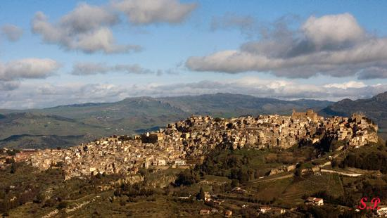 PANORAMA  - Calascibetta (3723 clic)