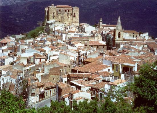 PANORAMA   - Castelbuono (3870 clic)