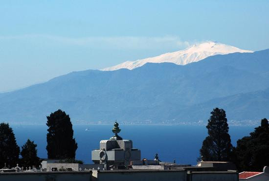 Stretto di Messina - Etna (4286 clic)