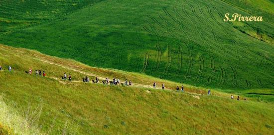 Pellegrinaggio al santuario Belìci - Marianopoli (3473 clic)