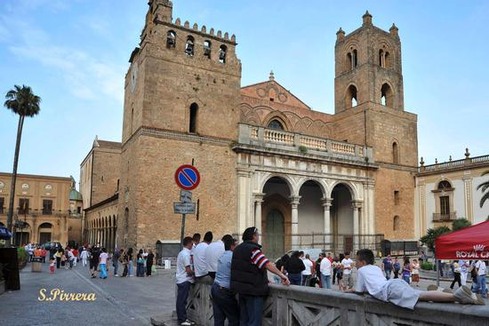 Duomo  - Monreale (3015 clic)