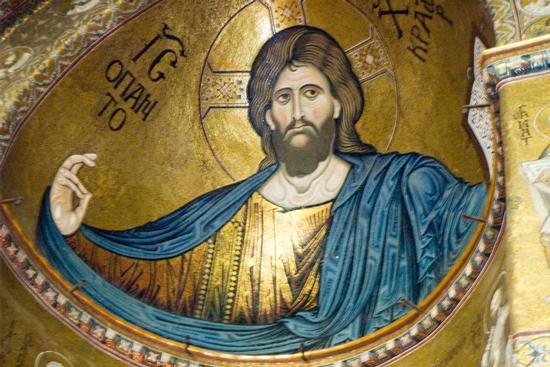 Cristo Pantocratore - Monreale (5385 clic)