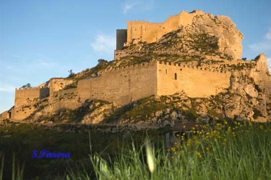 Castello chiaramontano - Mussomeli (3964 clic)
