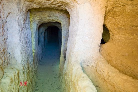 Grotta delle Meraviglie - Naro (7500 clic)
