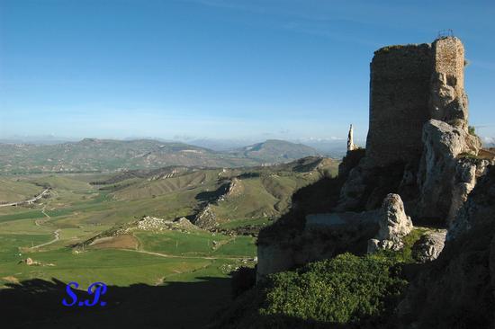 Castello Barresi - Pietraperzia (3665 clic)