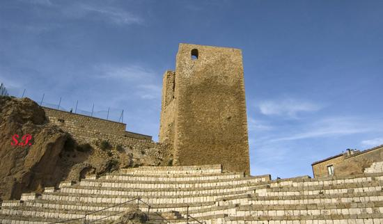 La Torre e la Piazza rosa - Pollina (3671 clic)