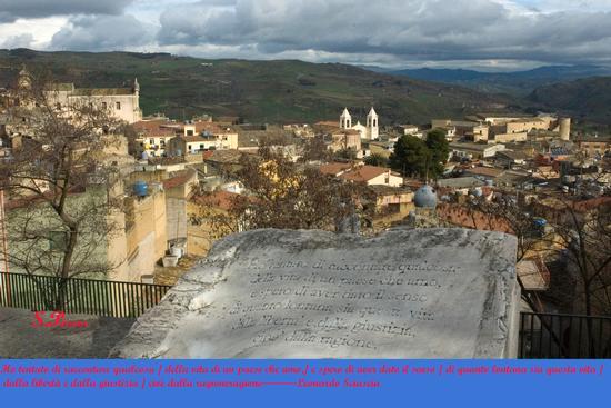 Ricordando L.Sciascia - Racalmuto (3540 clic)