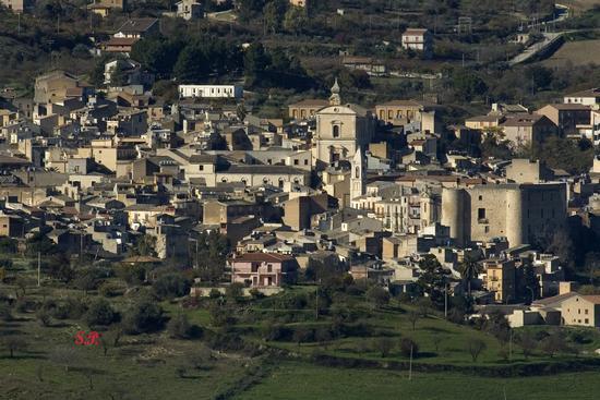 PANORAMA  - Racalmuto (5575 clic)