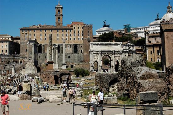 Foro Romano (2945 clic)