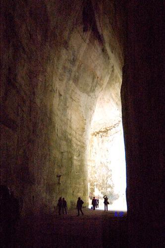 Orecchio di Dionigi - Siracusa (3608 clic)