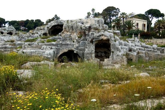 Tomba di Archimede - Siracusa (4408 clic)