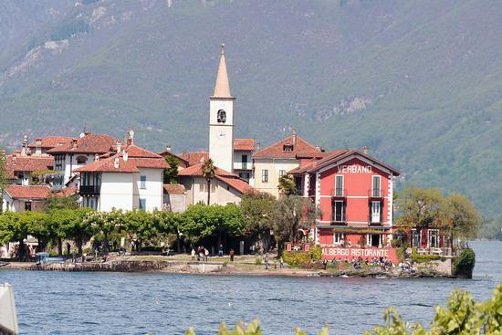 L'isola dei pescatori - STRESA - inserita il 07-Sep-10