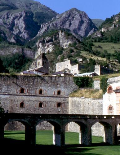 Fortezza Albertina - Vinadio (2923 clic)