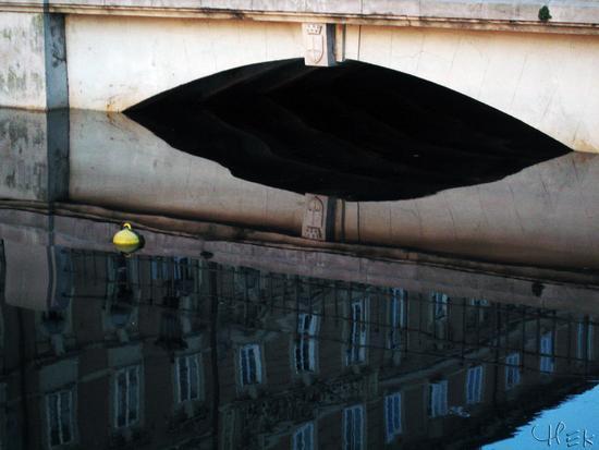 Ponte sul Canale di Ponterosso - Trieste (2628 clic)