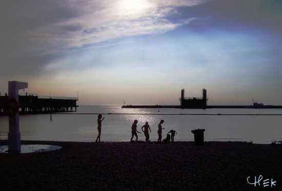 Trieste - Al Bagno Lanterna (3440 clic)