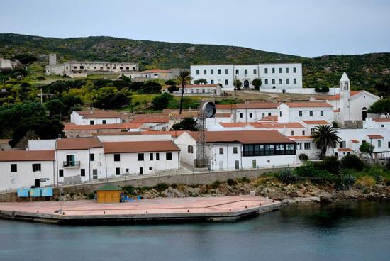 Cala d'Oliva - Asinara (3814 clic)