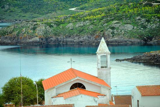 Chiesetta di Cala d'OLiva - Asinara (2038 clic)