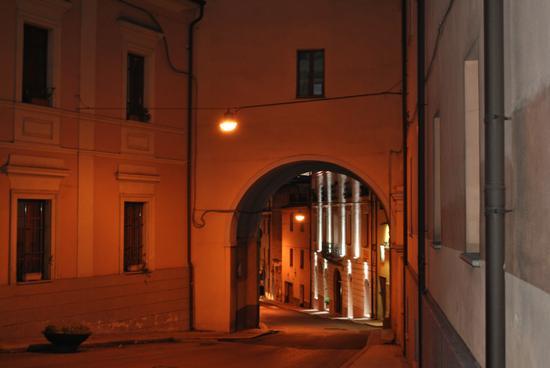 Arco del Seminario - Nuoro (3300 clic)