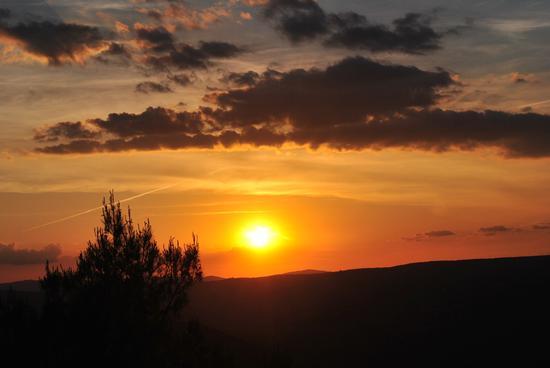 Tramonto dal Monte Ortobene - Nuoro (2888 clic)