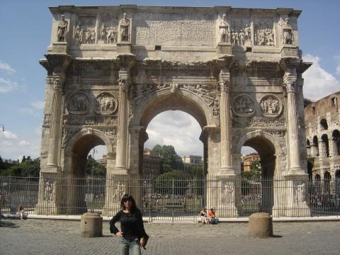 monumento - Roma (1871 clic)