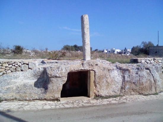Menhir San Paolo - Giurdignano (3500 clic)