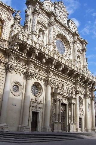 chiesa di Santa Croce - LECCE - inserita il 18-Jun-07
