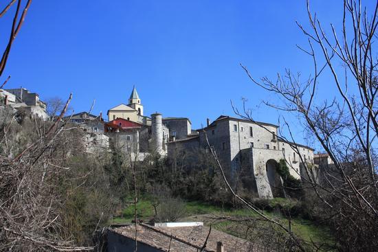 Il borgo Vicidomini - San marco dei cavoti (2120 clic)