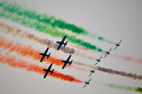 Incroci tricolori - TORRE SUDA - inserita il 20-Sep-11