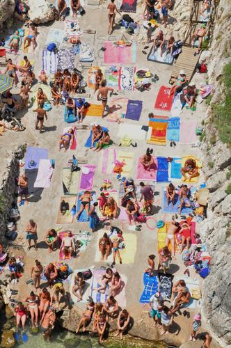 spiaggia del Ciolo - Castrignano del capo (3854 clic)