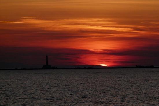 Isola di Sant'Andrea - Gallipoli (2236 clic)