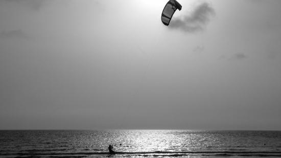 kitesurfer - Gallipoli (2902 clic)