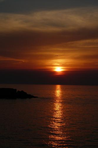 tramonto - Gallipoli (2424 clic)
