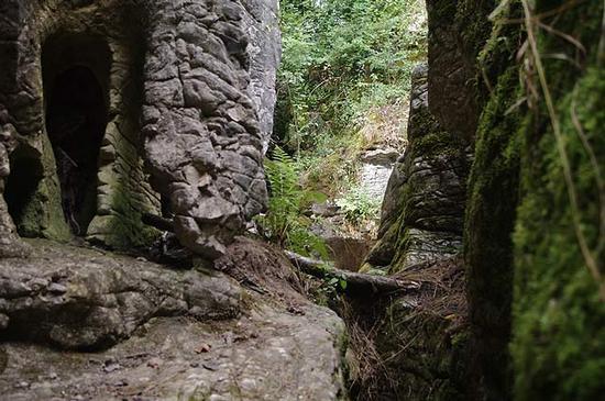 Grotte di Ara - Novara (2871 clic)