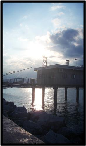 porto garibaldi - Comacchio (1777 clic)