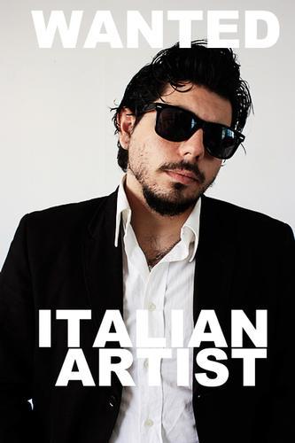 WANTED ITALIAN ARTIST Mauro Di Girolamo EL PINTOR  - PALERMO - inserita il 09-Jun-10