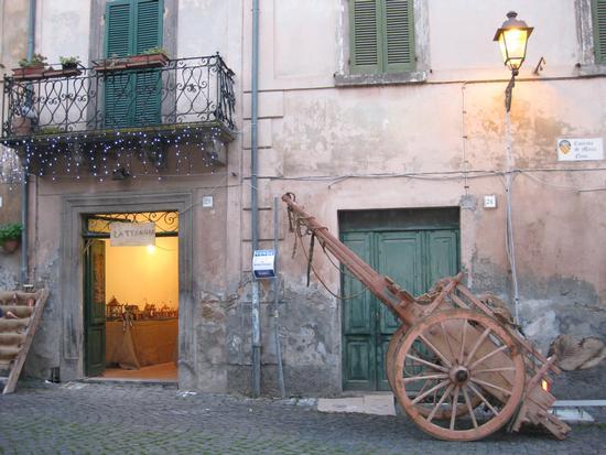 Antichi mestieri - Tuscania (2975 clic)