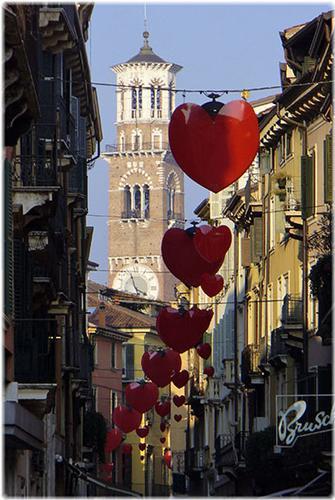 Verona, città dell' amore (3562 clic)