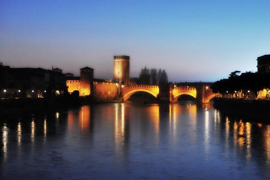 Castelvecchio e Ponte Scaligero - Verona (1203 clic)