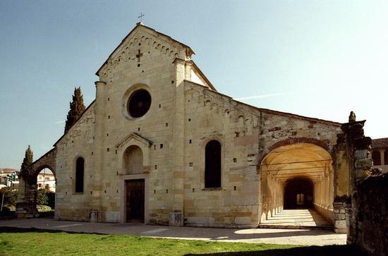 la Pieve romanica - San floriano (2299 clic)