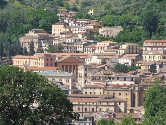 Uno Scorcio del centro storico di Cosenza. (4711 clic)
