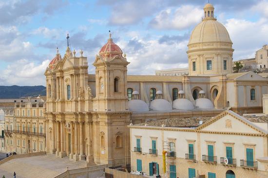 La Cattedrale Barocca - Noto (2912 clic)