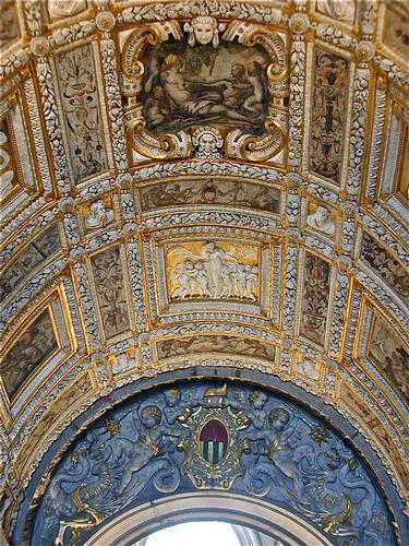 Palazzo ducale la scala d'oro venezia (956 clic)
